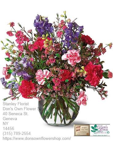 Florist Stanley