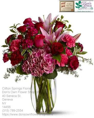 Florist Clifton Springs