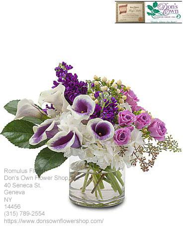 Florist Romulus