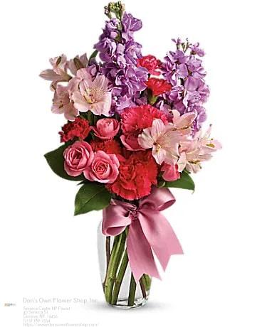 Florist Shortsville